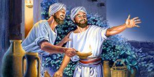 Siervos Fieles Lucas 12:35-40